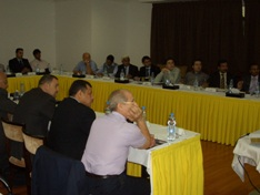 Middle East dealer training event